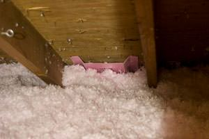 New Attic Insulation installed in Roswell